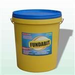 Szpachla do izolacji przeciwwilgociowej fundamentów FUNDABIT-20kg