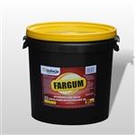 Kolorowa masa asfaltowo-kauczukowa FARGUM - wiaderko 21 kg